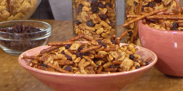 Spicy Chex Trail Mix