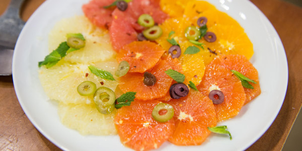 Citrus Salad with Herbs