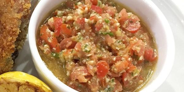 Giada's Checca Sauce