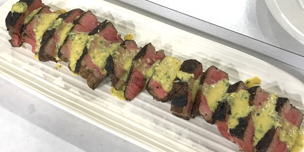 Bobby Flay's Sweet and Spicy Filet Mignon