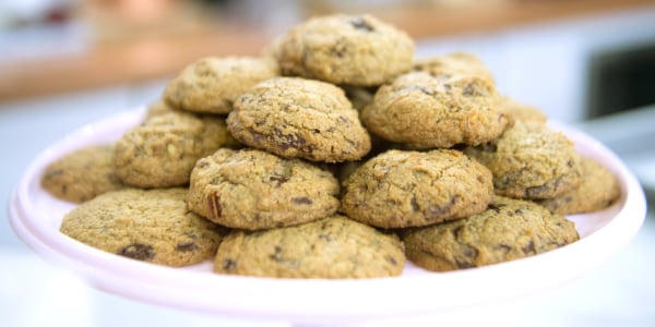 Martha Stewart's Farro Chocolate-Chunk Cookies