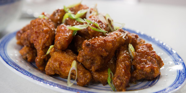 Korean Buffalo Wings