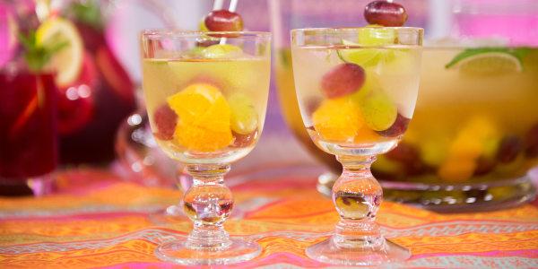 Tequila Sunrise Sangria