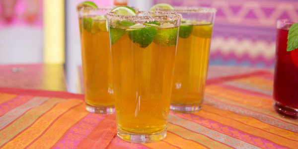 Michelada Marias Beer Cocktail