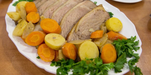 Hoda's Mom's Pot Roast