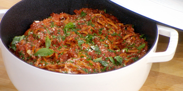 Magical One-Pot Spaghetti