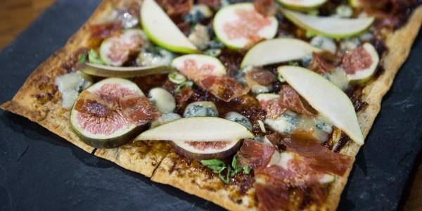 Figgy Pear Flatbread