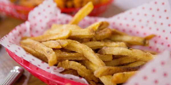 Laurent Tourondel's French Fries