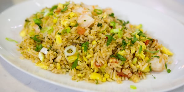 Fragrant Shrimp Fried Rice