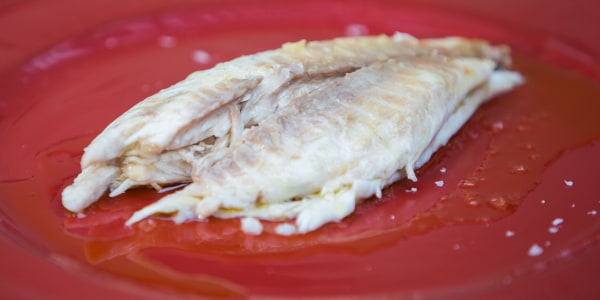 Salt-Baked Whole Fish