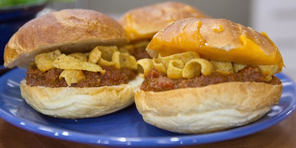 Fork-and-Knife Sloppy Joes