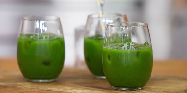 Spicy Green Juice
