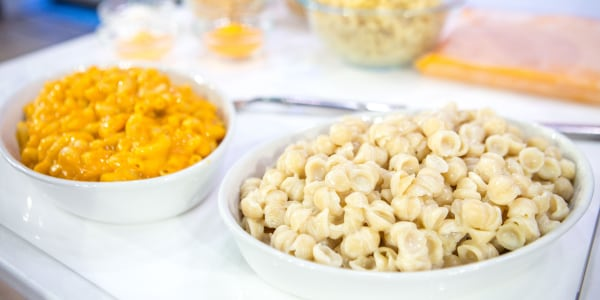 Healthy Butternut Squash Mac and Cheese