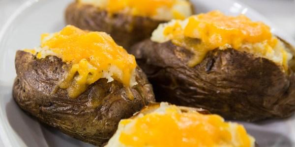 Al Roker's Baked Potatoes