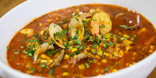 One-Pot Fish Stew