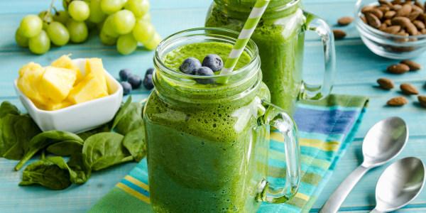 Energizing Kale Smoothie