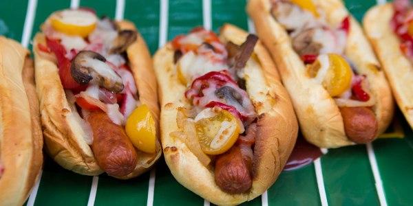Giada's Signature Hot Dogs