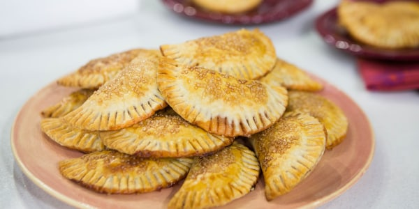 Peanut Butter and Jelly Empanadas