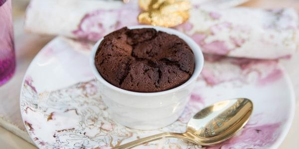 Warm Chocolate Pudding Cakes