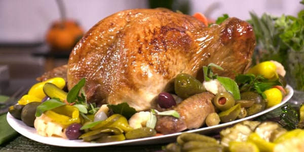 Pickle-Brined Turkey