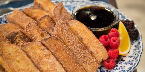 DIY French Toast Sticks