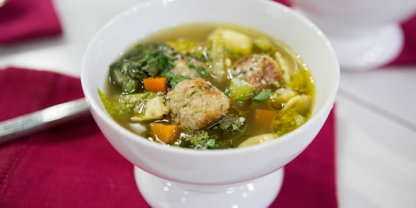Carbone's Italian Wedding Soup