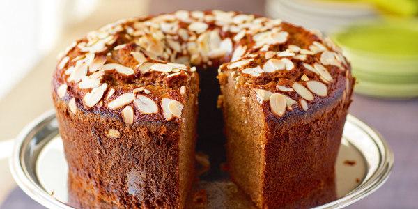 Ina Garten's Bourbon Honey Cake