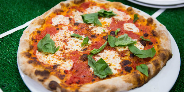Chris Bianco's Pizza Margherita