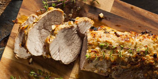 Zesty Pork Tenderloin