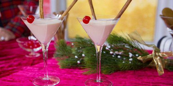 The Rudolph Cocktail