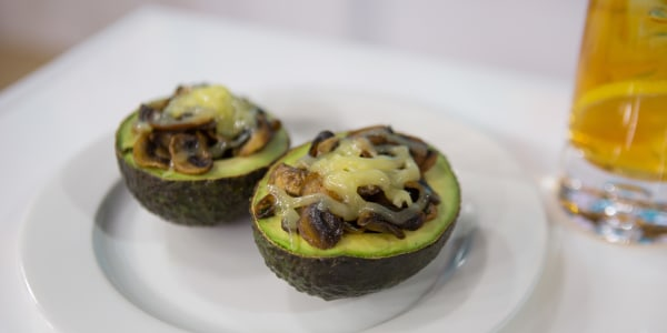 Avocado Boats 5 Ways