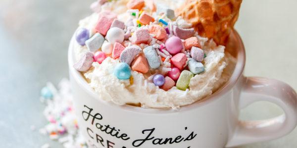 Unicorn White-Hot Chocolate