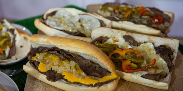 Whiz Wit Philly Cheesesteak