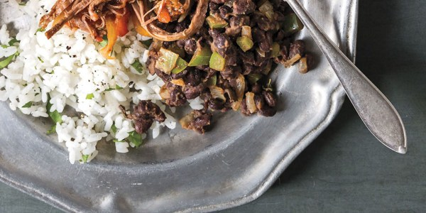 Natalie Morales' Brazilian Black Beans and Rice