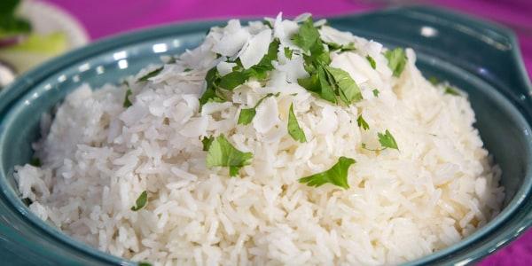 Natalie Morales' Coconut Rice