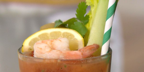 Gazpacho Bloody Marys