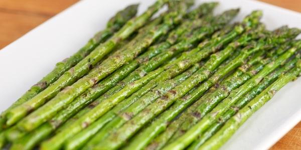 Simple Spring Asparagus