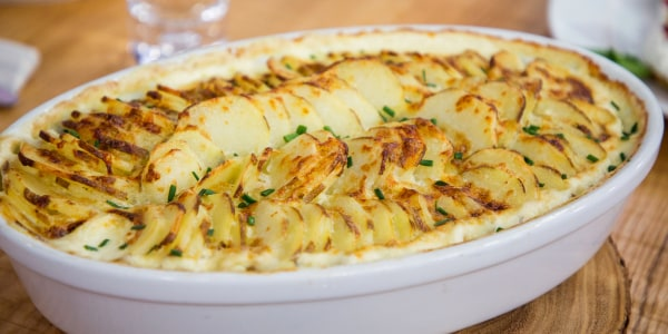 Joanna Gaines' Scalloped Potatoes