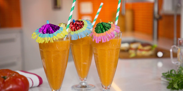 Tropical Whirl Smoothie