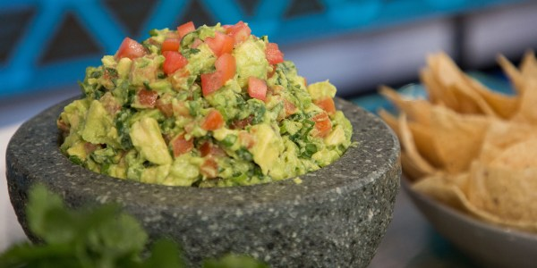 Sunset Guacamole