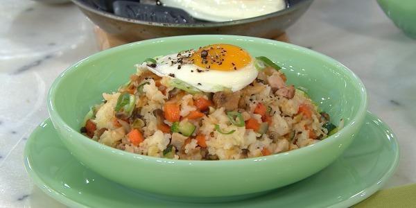 Kimchi Korean Fried Rice
