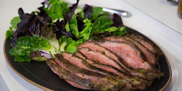 Thai Beef Salad (Yum Neau)