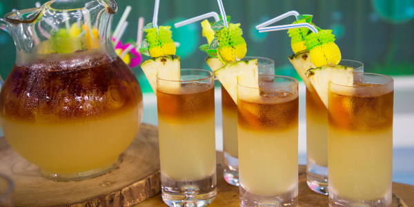 Lemonade Rum Punch