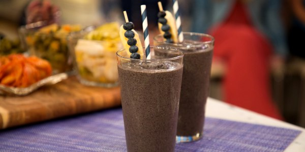 Blueberry Bliss Smoothie