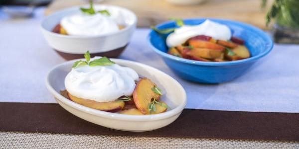 Peaches and Cream