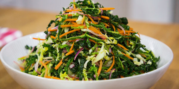 Spicy Coleslaw with Jalapeno