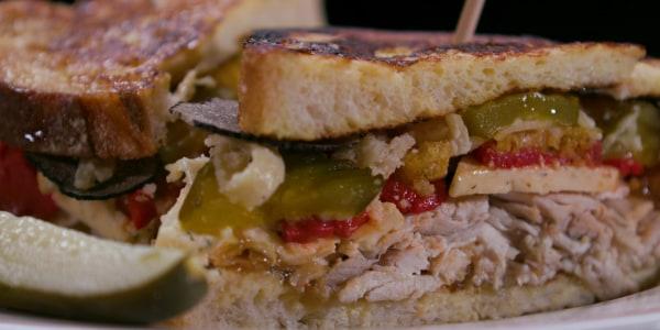 The Lance Bass Sandwich