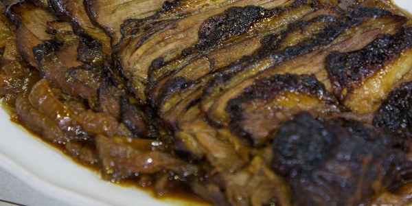 Braised Brisket with Onions