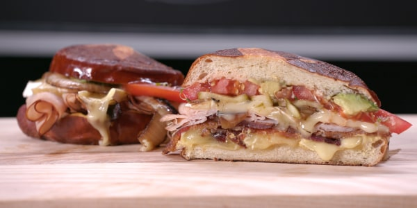 The 'Lester Holt' Sandwich