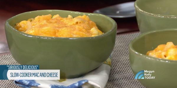 Siri Daly's Slow-Cooker Mac and Cheese